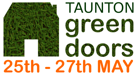 Taunton Green Doors - 25th - 27th May