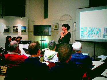 Fiona Ward of the Reconomy Project Transiton Network