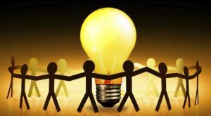 hands-around-bulb