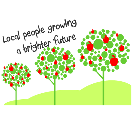 Local People Growing a Brighter Future