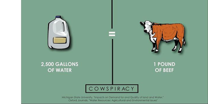 Cowspiracy – Sat 14th Nov