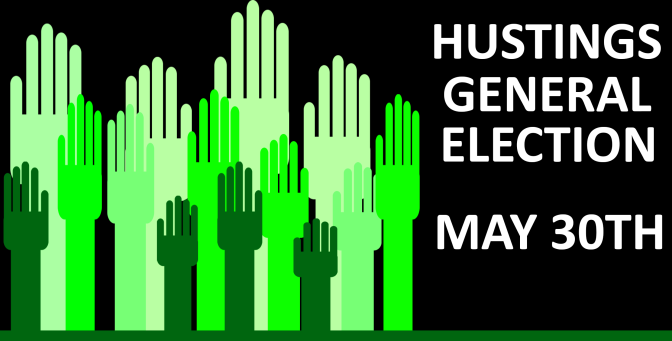 General Election Hustings for Taunton Deane – 30th May